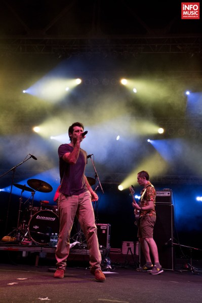 Concert The Cat Empire la Arenele Romane din Bucuresti pe 31 iulie 2014