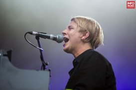 Concert Tom Odell la Summer Well 2014
