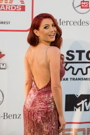 Elena Gheorghe la Media Music Awards 2014 - Sibiu