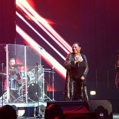 Concert Boney M. la Polivalenta Bucuresti 2014