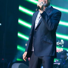 Concert Paul Young la Polivalenta Bucuresti 2014