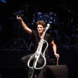 Luka Šulić - Concert 2Cellos - Bucuresti 2014
