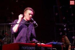 Concert Douglas Dare în deschdiere pentru Fink la Silver Church din București pe 4 februarie 2015