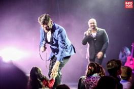 Viorel Șipoș în concertul 3 Sud Est de la Sala Palatului de pe 5 martie 2015