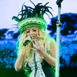 Delia în concert la Sala Palatului pe 13 martie 2015