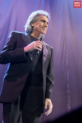 Toto Cutugno în concert la Sala Palatului, București, 2015