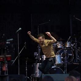 Tony Baboon a deschis concertul Selah Sue București 2015