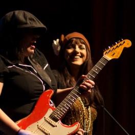 Concert Candye Kane la Sighisoara Blues Festival 2015