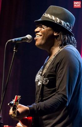 Concert Joe Louis Walker la Sighisoara Blues Festival 2015