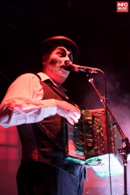 Concert Tiger Lillies in Club Control