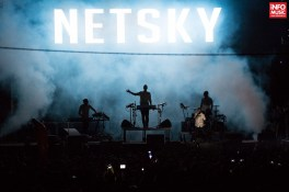 NETSKY LIVE - Electric Castle Festival 2015