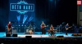 Concert Beth Hart la Sala Palatului din București pe 21 iulie 2015