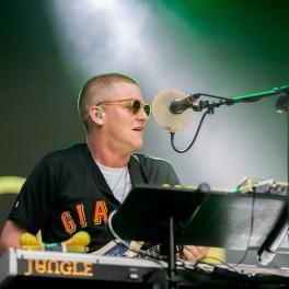 Jungle în concert la SummerWell pe 9 august 2015