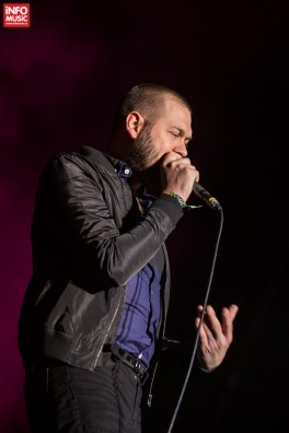 Kasabian în concert la Summer Well pe 9 august 2015