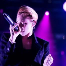 La Roux în concert la SummerWell 2015
