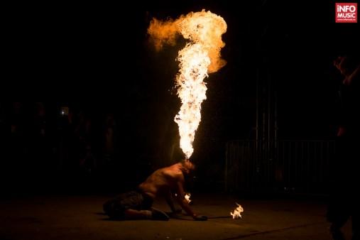 CRISPUS The art of Fire la Balkanik Festival 2015