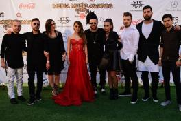 Green Carpet MMA 2015 / Foto: Sebastian Marcovici, Dragos Dumitru, Cornel Mosneag, Cristian Bisca
