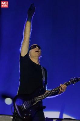 Concert Joe Satriani la București pe 12 octombrie 2015