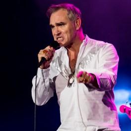 Concert Morrissey la Sala Palatului pe 14 octombrie 2015