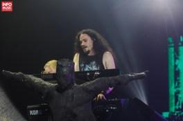Nightwish în concert la București pe 10 decembrie 2015