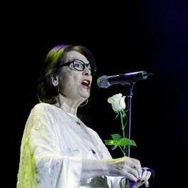 Nana Mouskouri în concert la Sala Palatului pe 5 martie 2016