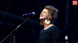 Concert Selah Sue in Piata Constitutiei 2016