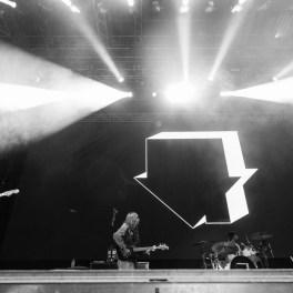 The Neighbourhood în concert pe 13 august 2016 la Summer Well