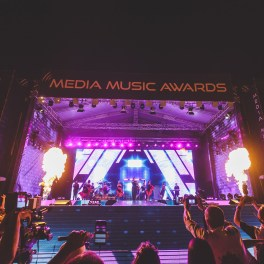 Andra la Media Music Awards 2016