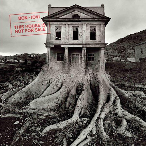 """Bon Jovi - """"Esta casa no está en venta"""" (ilustración del álbum)"""