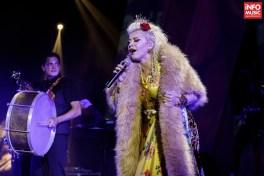 Loredana în concertul Damian & Brothers de pe 31 martie 2017