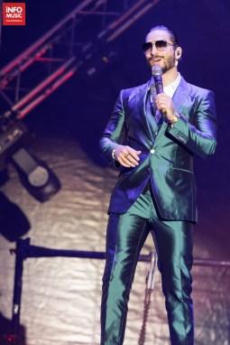 Maluma în concert la El Carrusel Festival (București, 30.06.2018)