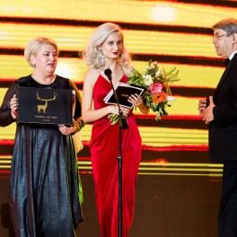 Lidia Isac la Cerbul de Aur - Premiul Societăţilor Publice de Radio şi de Televiziune
