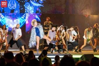 Delia în concert la Cerbul de Aur pe 31 august 2018
