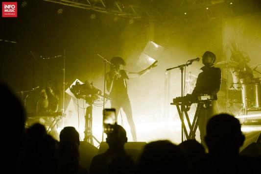 Concert IAMX in Quantic Club pe 15 februarie 2019