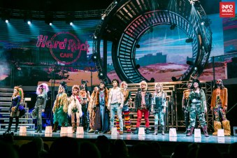 "Musicalul ""We Will Rock You"" la Sala Palatului pe 10 aprilie 2019"