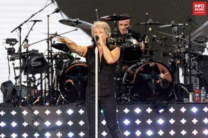 Concert Bon Jovi pe 21 iulie 2019 în Piața Constituției din București