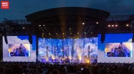Concert The Cure pe 22 iulie 2019 în Piața Constituției din București