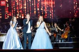 Laura Bretan, Ester Peony și Olivier Kaye la Cerbul de Aur 2019