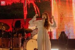 Florence + The Machine la Electric Castle 2019