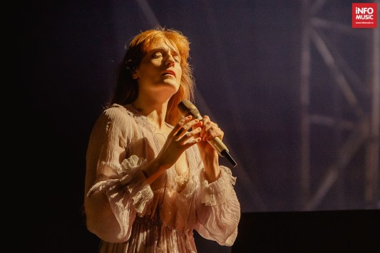 Florence + The Machine la Electric Castle 2019