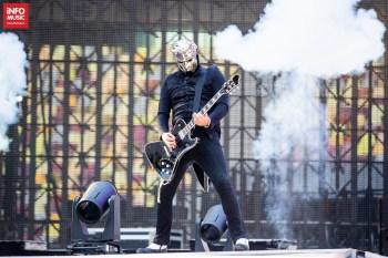 Ghost în concert la București pe 14 august 2019