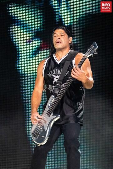 Concert Metallica la București pe 14 august 2019