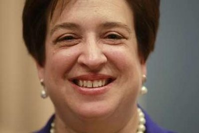 Kagan Argued Against Second Amendment In Gun Case kagan
