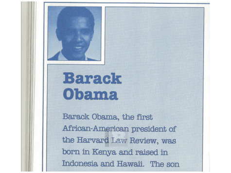 Bombshell: Obama Born in Kenya Obama Born in kenya harvard law review 2