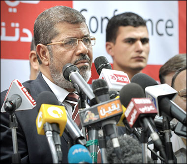 Morsi, the Muslim Brotherhood, and the Globalist Plan for Africa and the Middle East morsi3