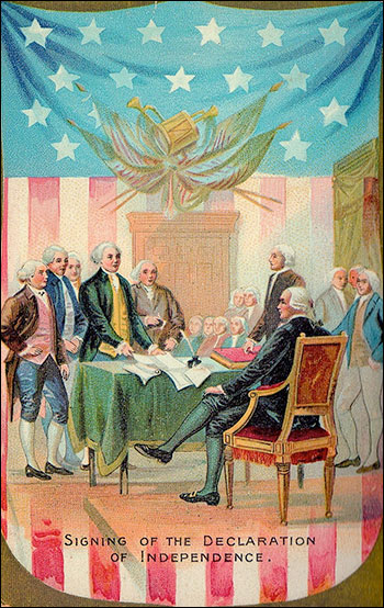 The sobering truth is that, due to the cultivated docility of the American populace, Jefferson's document, much like the Constitution created eleven years later, poses no threat to the designs of our rulers.