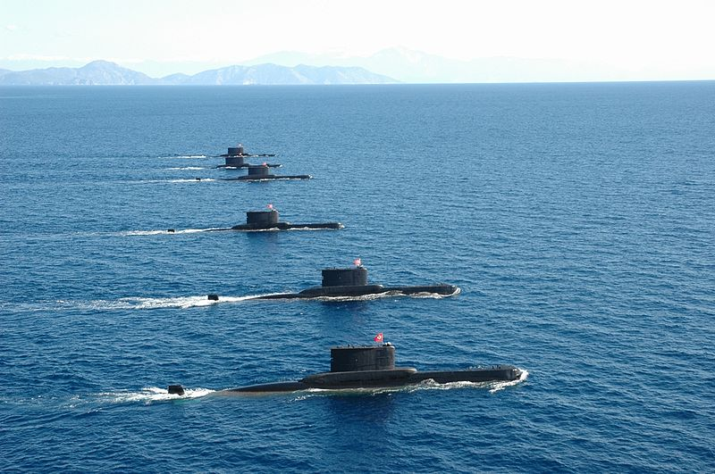 Photo: Turkish Naval Forces via Wikimedia Commons