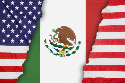 Mexico regards illegal immigrants as felons.