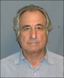 Bernard Madoff masterminded a massive and long-running so-called Ponzi investment fraud which came to light in 2008.