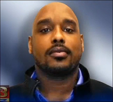 Boston cop Alec Eugene Taylor / Photo via CBS Baltimore